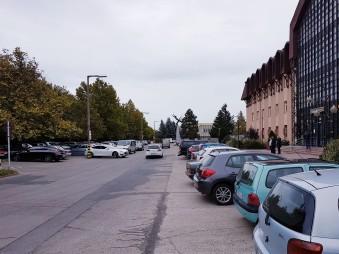 parkoló 2018